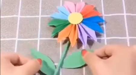 Rengarenk Çiçek