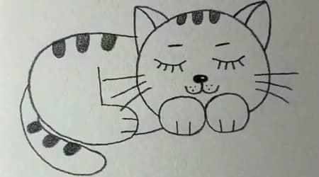Kedi Çizelim