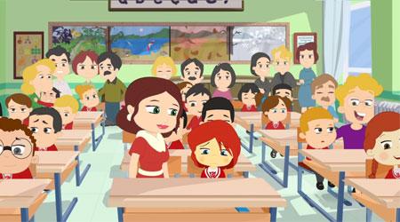 Ayas Okula Başlıyor