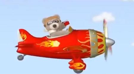 Ayıcık Pilot Oldu