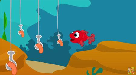 Kırmızı Balık Gölde
