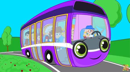 Otobüsün Tekerleği