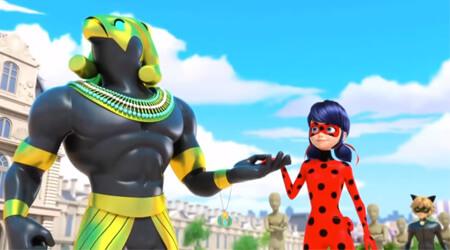 Uğur Böceği ile Kara Kedi - Firavun
