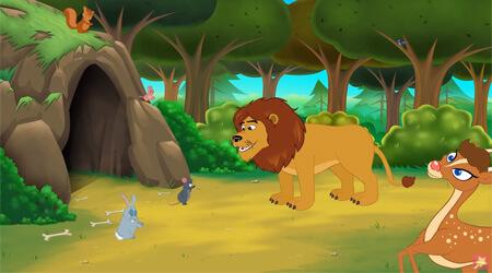 Aslan ve Fare