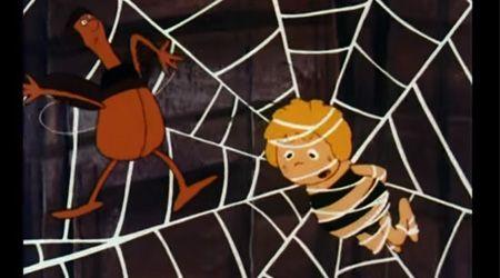 Maya ve Örümcek Thekla