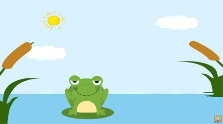 Çocuk Şarkıları - Küçük Kurbağa