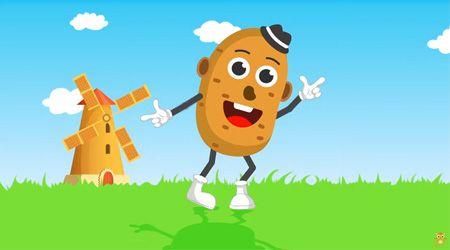 Çocuk Şarkıları - Patates Adam