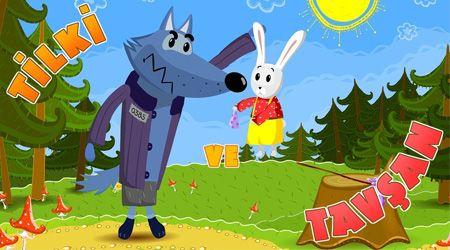 Sesli Masallar - Tavşanlarla Tilkiler