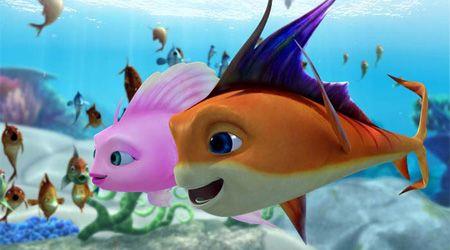 Sesli Masallar - Süpürge Balığı