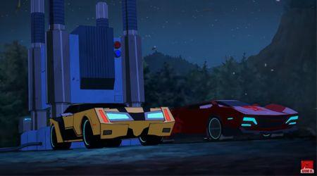 Transformers Prime - Kaspego Nasıl Emrederse