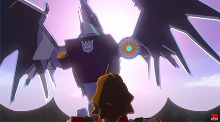 Transformers Prime - Hepsini Topla