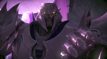 Transformers Prime - Karanlığın Yükselişi Bölüm 2