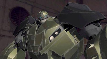Transformers Prime - Karanlığın Yükselişi Bölüm 3