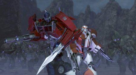Transformers Prime - Karanlığın Yükselişi Bölüm 4