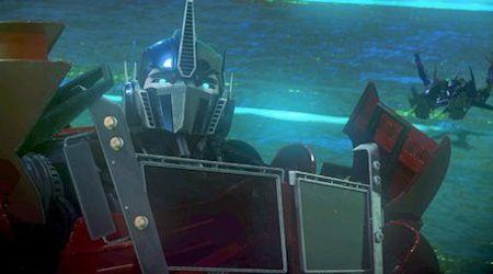 Transformers Prime - Karanlığın Yükselişi Bölüm 5