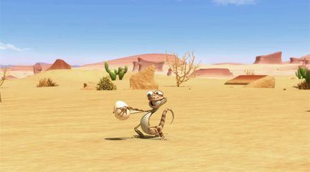 Oscar's Oasis - Egg Race
