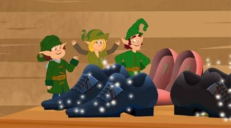 Masallar - Ayakkabıcı ve Elfler