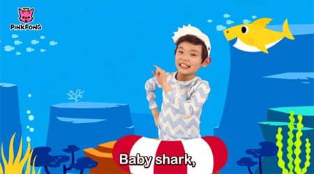 Çocuk Şarkıları - Baby Shark