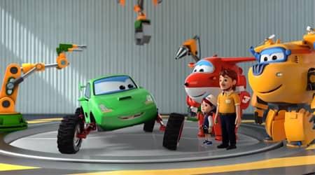 Harika Kanatlar - Araba Fabrikası Sorunu